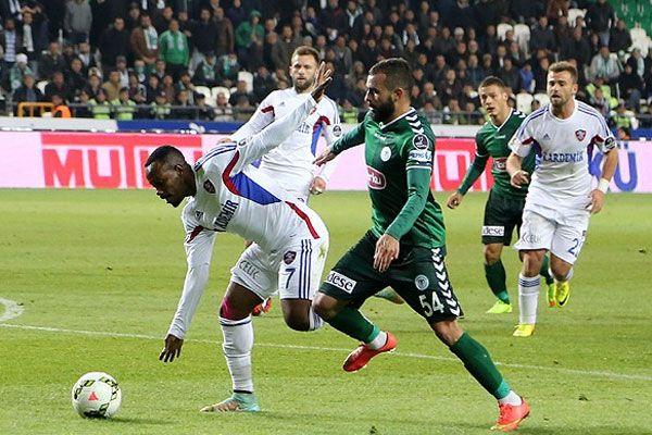 Torku Konyaspor evinde kazandı