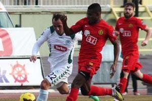 Torku Konyaspor Es Es'i yendi