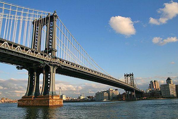 Brooklyn Köprüsü'nün altgeçidi çöktü
