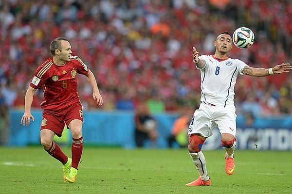 Son şampiyon İspanya kupaya erken veda etti