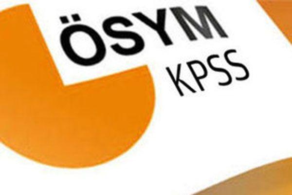 KPSS soru ve cevap kitapçıkları erişime açıldı