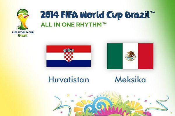 Meksika Hollanda'nın rakibi oldu