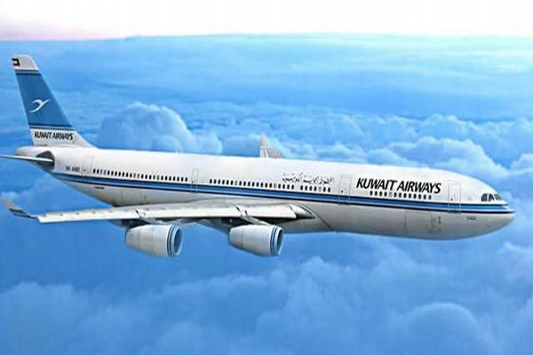 Kuveyt'ten 24 yıl sonra ilk uçak seferi