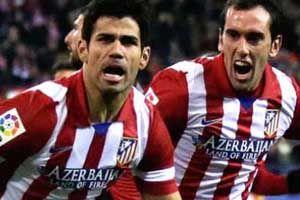 La Liga'nın yeni lideri Atletico Madrid