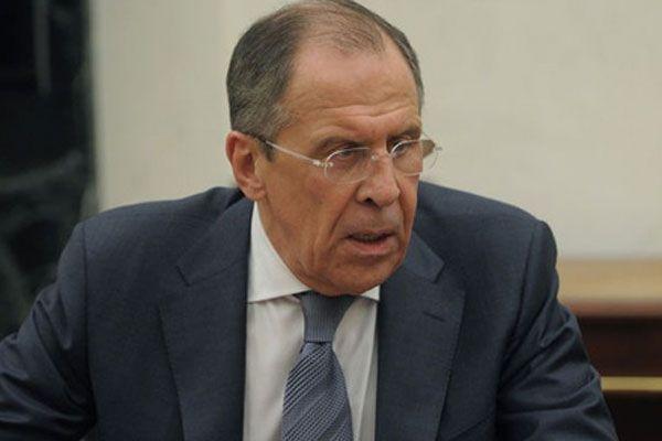 Lavrov'dan o operasyona 'kanlı suç' nitelemesi