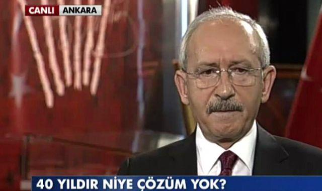 İşte Kemal Kılıçdaroğlu'nun zor anları- İZLE