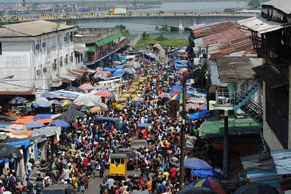 Liberya'da futbol yasağı kalktı