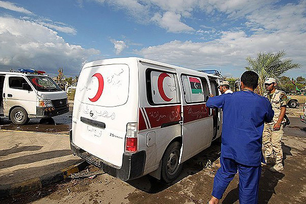 Libya'da Meclis Başkan Yardımcısı'na suiakst