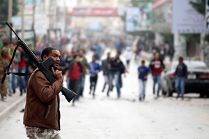 Libya'daki çatışmada 24 kişi öldü