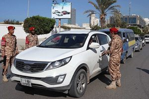 Libya'da Özel Kuvvetler Birliği Komutanının oğlu kaçırıldı