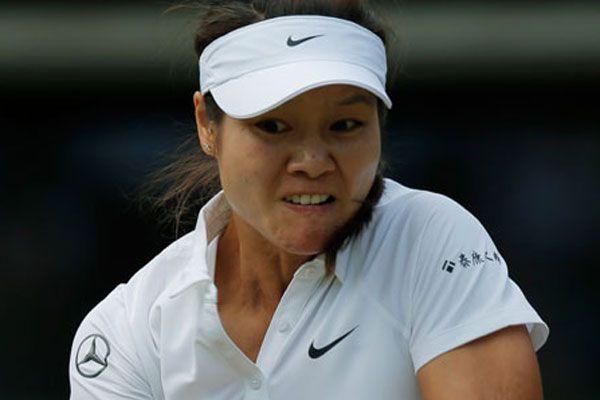 Li Na turnuvaya veda etti