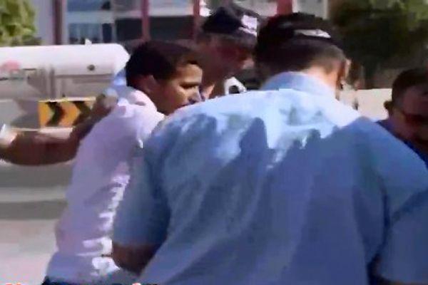 Konya'da kapkaççıya linç girişimi - İZLE