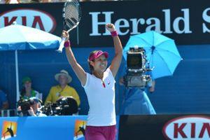 Avustralya Açık'ta ilk finalist Li Na