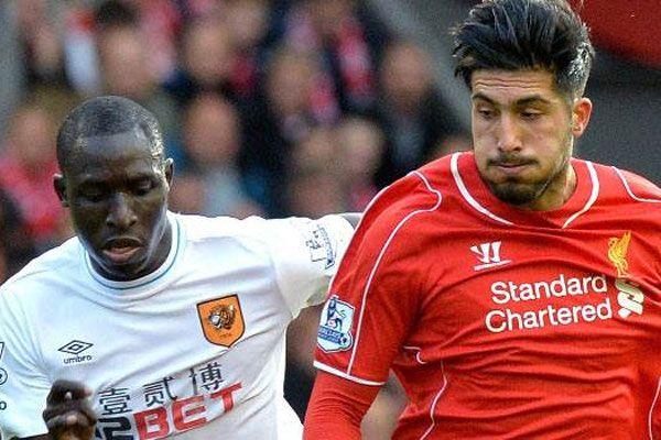 Liverpool evinde beraberliğe razı oldu