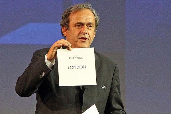 Yarı final ve final maçları Londra'da