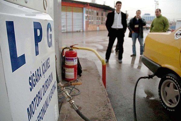 Geçen yıl LPG ithalatı arttı, satışı azaldı