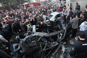 Lübnan'daki patlamada 4 kişi öldü, 45 kişi de yaralandı