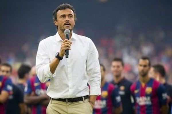Luis Enrique Barçalıları çok kızdıracak