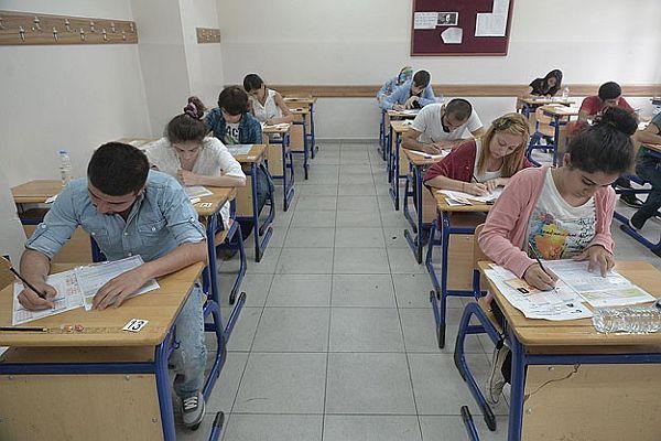 LYS-1 Matematik Sınavı yapıldı