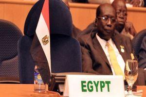 Mısır'ın sandalyesi oturumlarda boş kaldı