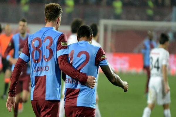 Trabzonspor Akhisar Belediyespor maç özeti ve golleri