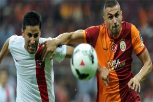 Galatasaray 0 - 0 Gaziantepspor maç skoru