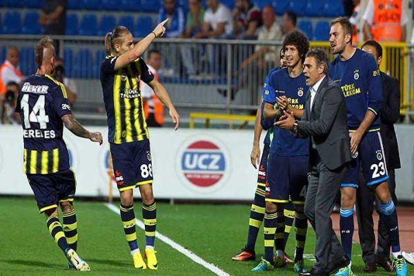 Fenerbahçe Kasımpaşa maç özeti ve golleri