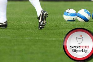 Süper ligde haftanın maç programı açıklandı