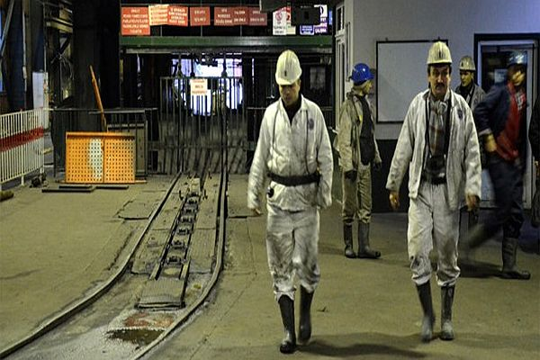 115 madenci için rekor başvuru