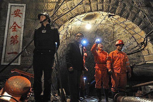 Uygur Özerk Bölgesi'ndeki maden kazasında 17 işçi öldü
