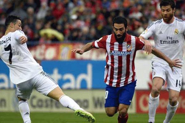 La Liga'da Madrid derbisi nefes kesti