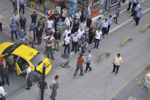 Malatya'da HDP'li grup polise saldırdı