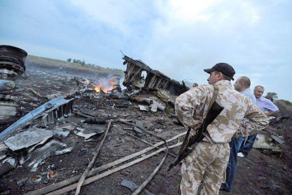 Ukrayna'da düşürülen uçakla ilgili çok önemli gelişme