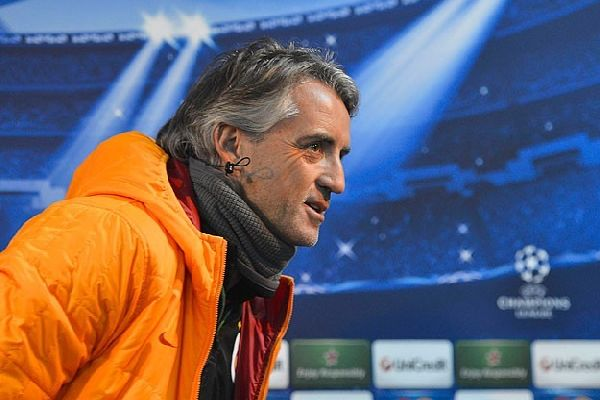 Mancini, 'Chelsea, Avrupa'nın en iyi takımlarından biri'