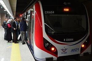 Marmaray'la taşınan yolcu sayısı 10 milyona ulaştı