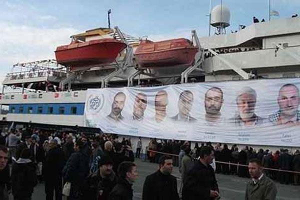 Mavi Marmara'da yakalama kararları İsrail basınında