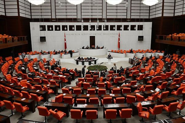 Meclis 12. Cumhurbaşkanı Erdoğan'ı bekliyor