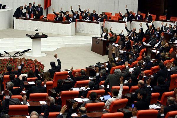 Meclis Soma'daki facia nedeniyle çalışmayacak