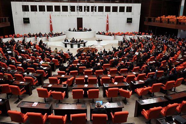 Soruşturma Önergesi Meclis'te