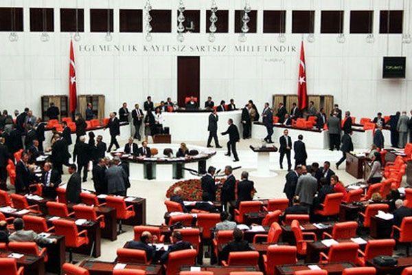 Meclis'ten Mısır'daki idam kararlarına karşı ortak bildiri