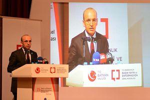 Şimşek, 'Türkiye ilham kaynağı olacak'