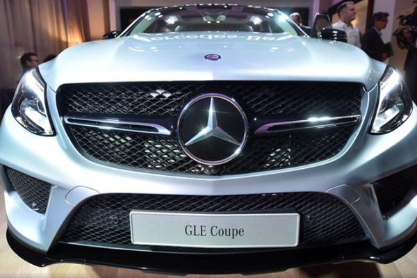 2015 Detroit Auto Show'da dikkat çeken araç
