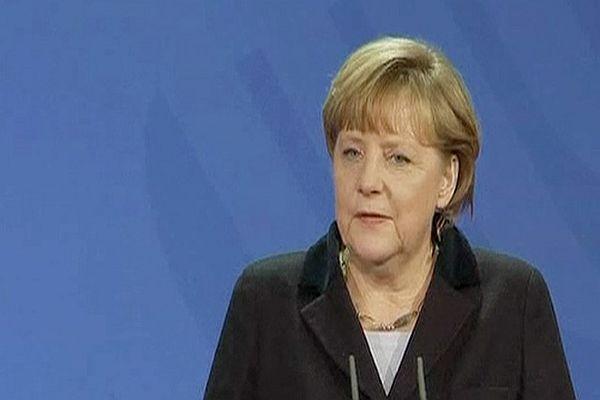 Angela Merkel Rusya'dan açıklama bekliyor