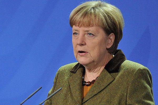 Merkel'den Almanya'daki 'dil' tartışmalarına açıklama geldi