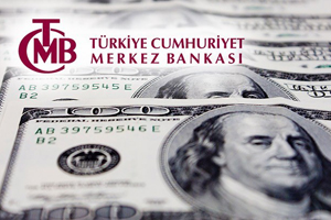Merkez Bankası'nın rezervleri geriledi