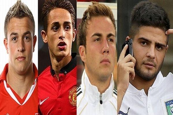 Messi'nin tahtının genç adayları
