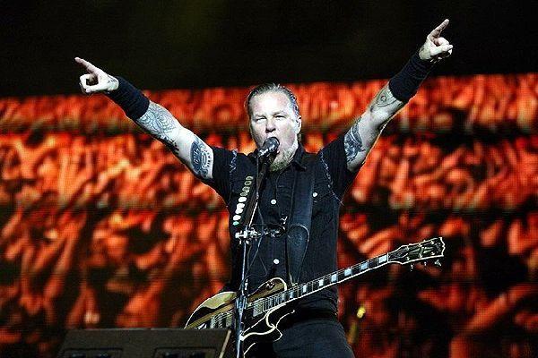 Metallica, İstanbul'da konser verecek