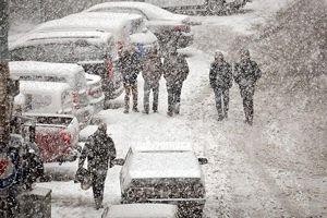 Meteorolojiden don ve buzlanma uyarısı