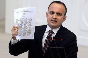 HSYK Başkanvekilinin gönderdiği metni iade etti