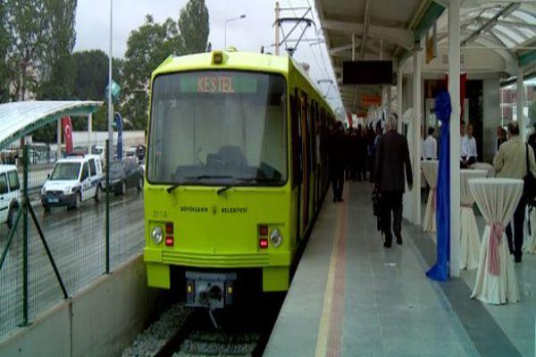 Türkiye'nin en uzun metrosu, İstanbul'u bile geride bıraktı